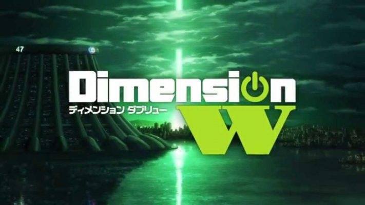 Dimension W 1×01 – L'era dei coil