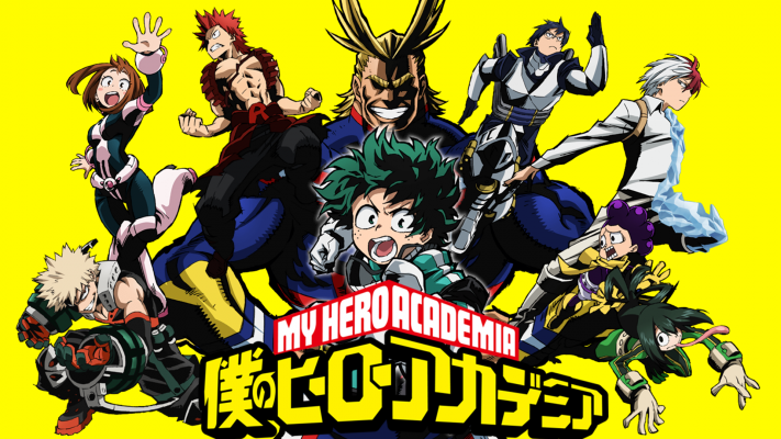 My Hero Academia in italiano arriverà su Italia2 in autunno