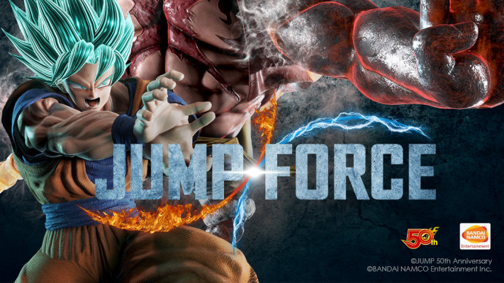 Jump Force si mostra in un nuovo gameplay al Tokyo Game Show