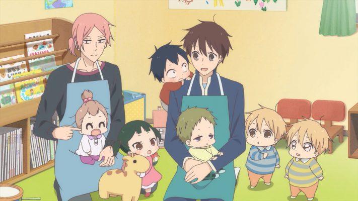 Gakuen Babysitters: viva il club dell'asilo 1