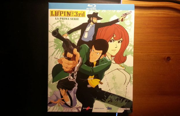 Lupin The 3rd Blu-Ray Copertina