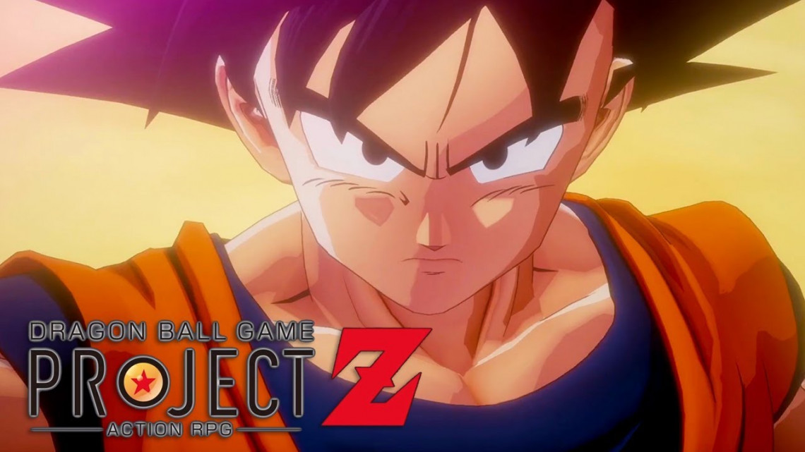 Mostrato il primo trailer di Dragon Ball Project Z