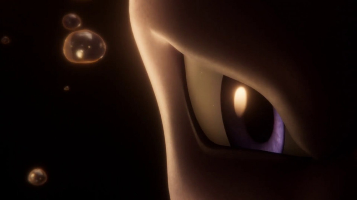 Disponibile il primo trailer di Pokémon: Mewtwo Strikes Back Evolution