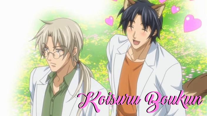 Koisuru Boukun OAV 1: Odio tutti i gay tranne te