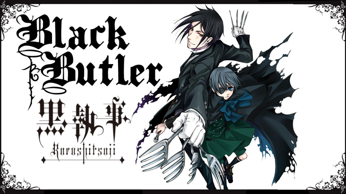 """Black Butler: """"Sono un diavolo di maggiordomo"""""""