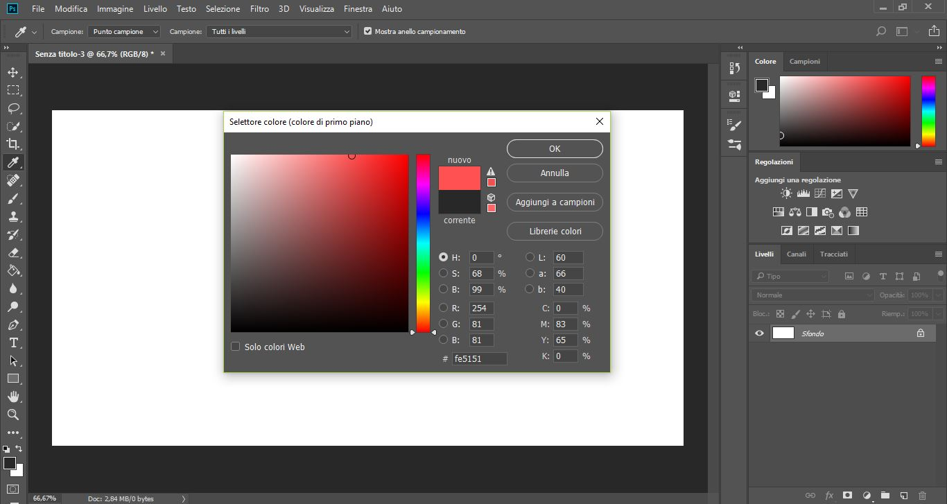 Photoshop: guida all'interfaccia e agli strumenti per il disegno 5