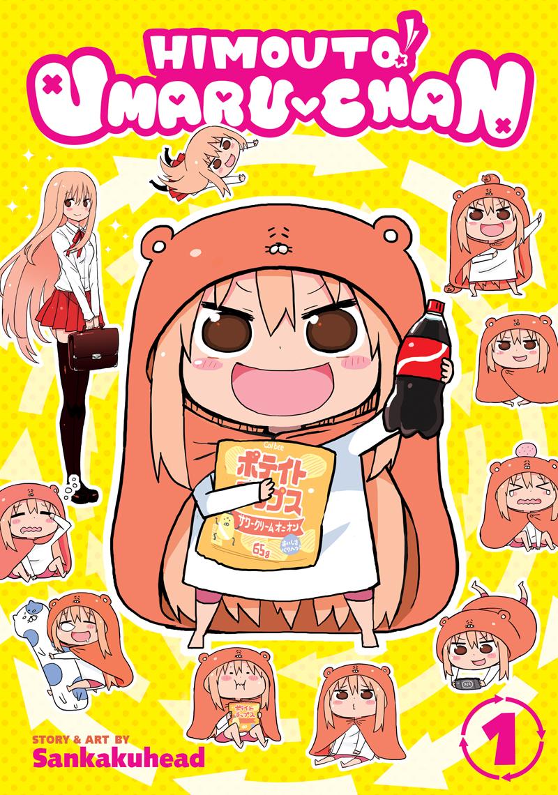 Himouto! Umaru-chan manga