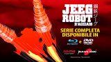 Jeeg Robot Blu-Ray
