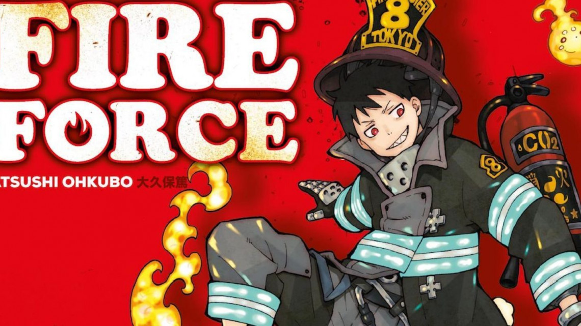 Fire Force 1×01 – L'8° Brigata Speciale