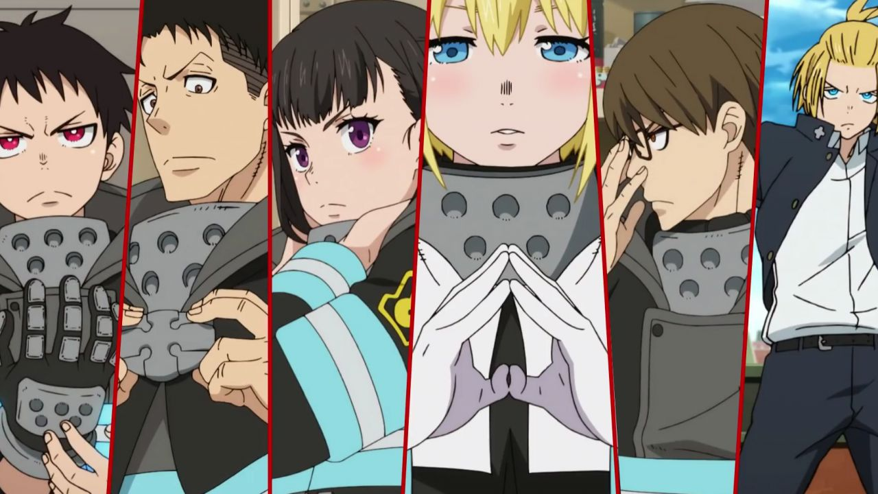 Fire Force: 8° Brigata Speciale