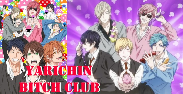 Yarichin-Bitch Club: il club delle prostitute