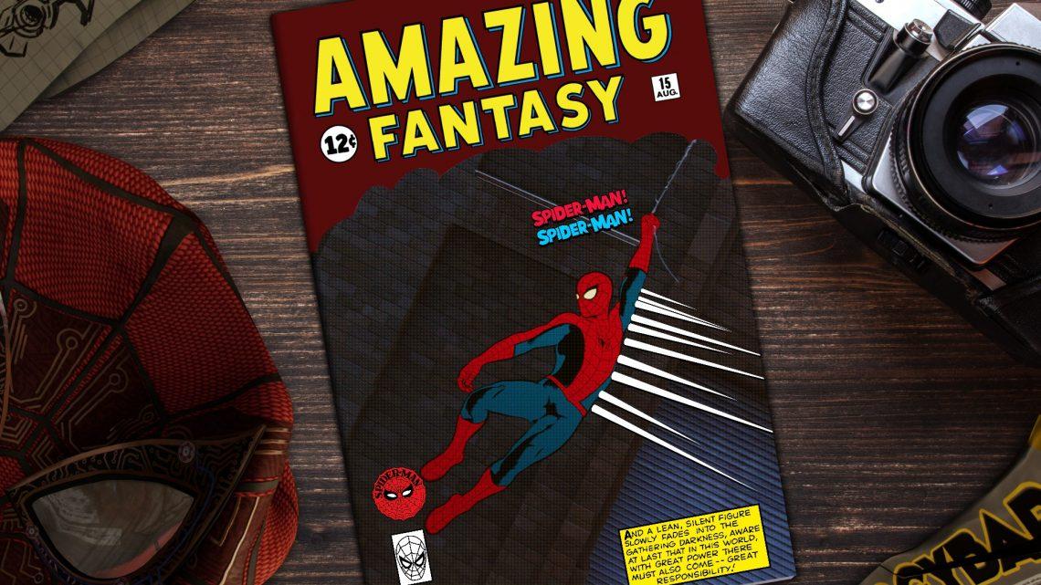 Amazing Fantasy #15 torna nuovamente all'asta su Catawiki