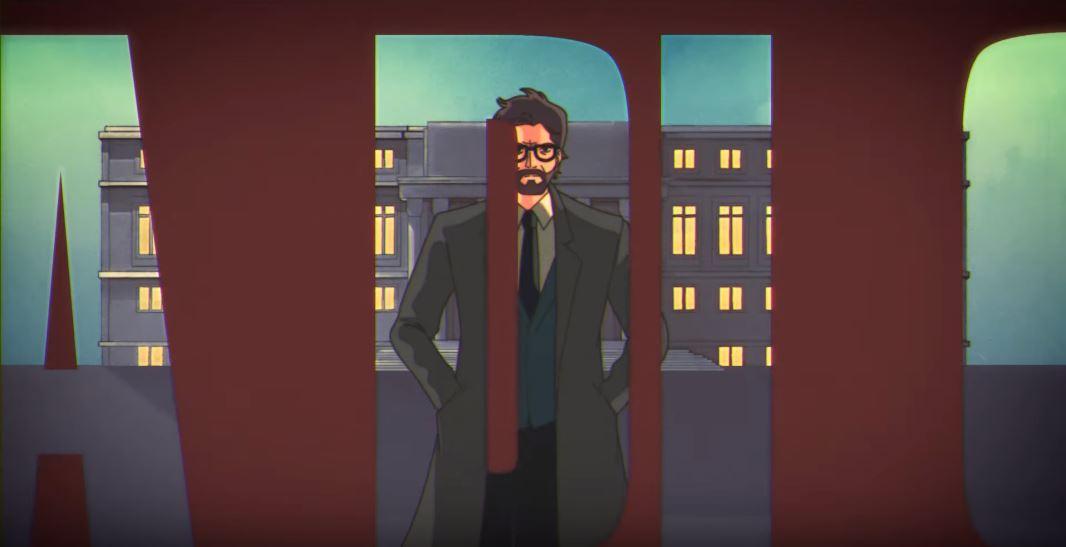 La Casa di Carta potrebbe diventare una serie animata