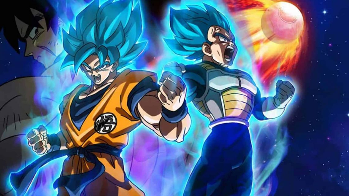 Dragon Ball Super: Broly, dettagli della Limited Edition in Blu-Ray