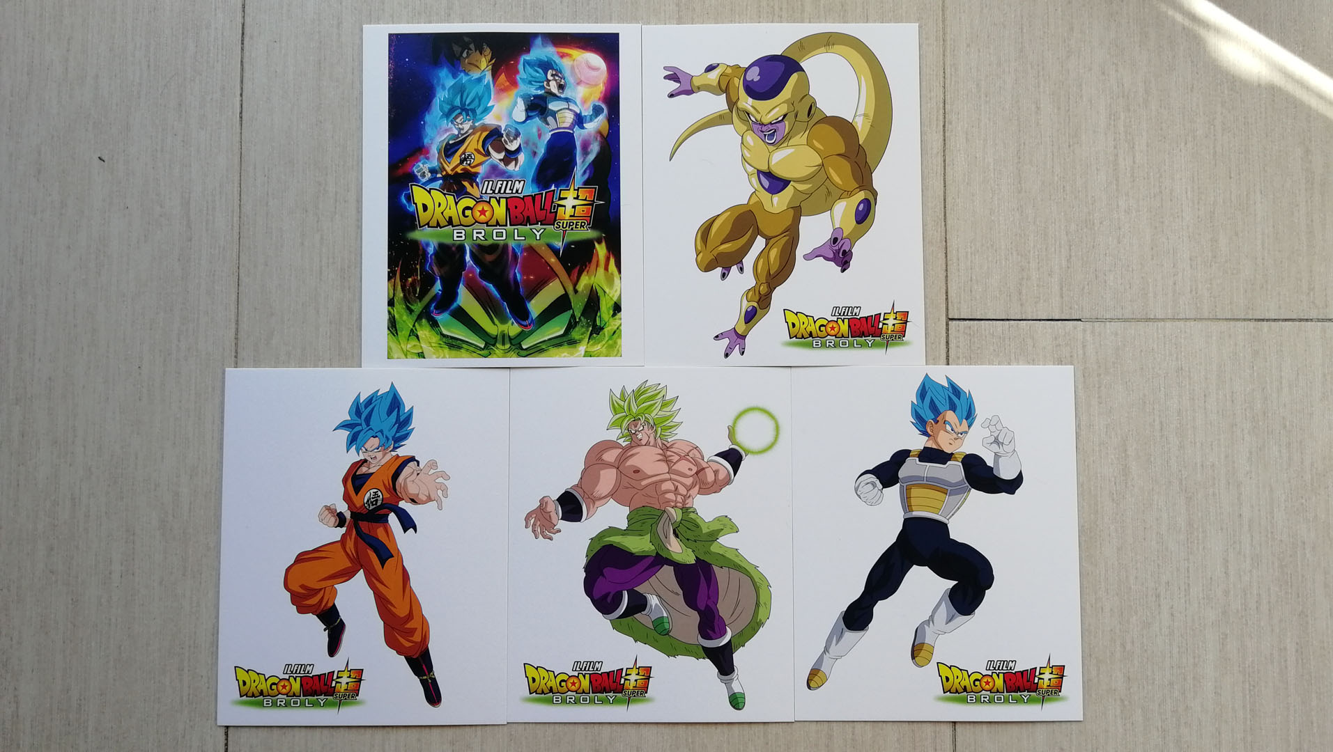 Dragon Ball Super: Broly figurine
