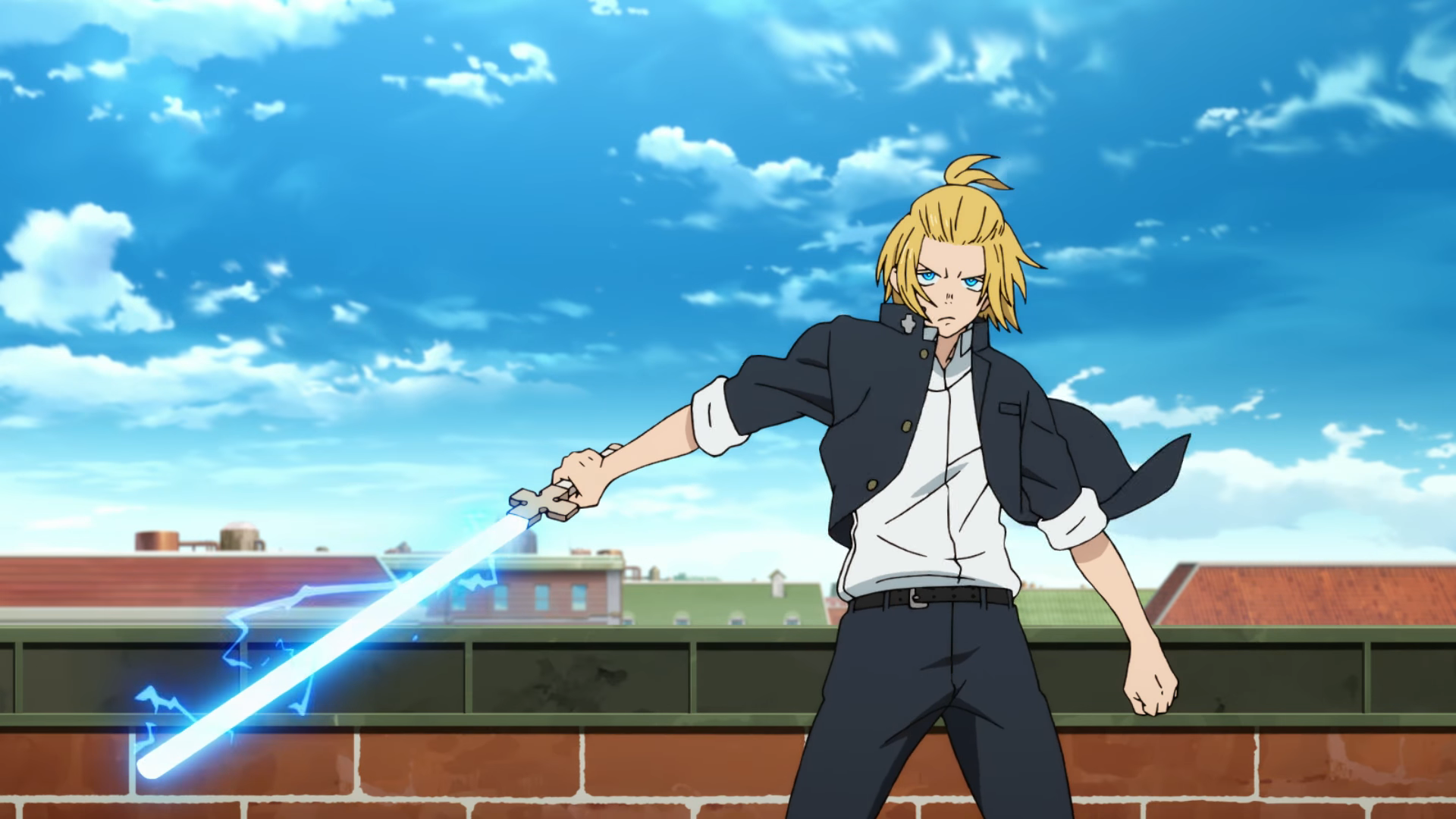 Fire Force: Arthur Boyle