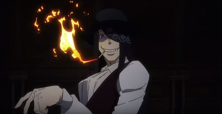 Fire Force Joker