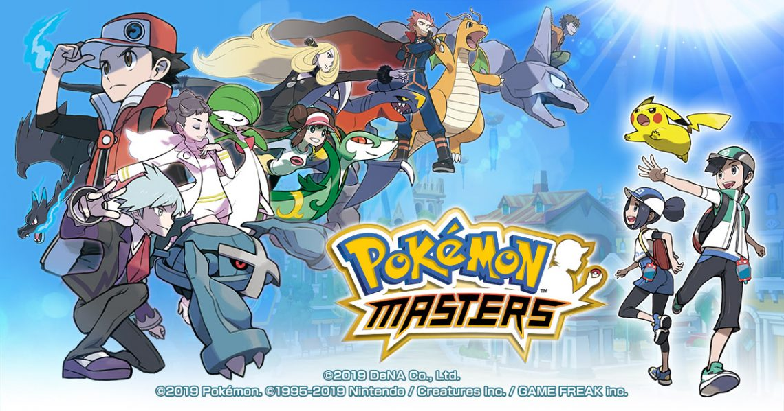 Disponibile Pokèmon Masters per Android e iOS