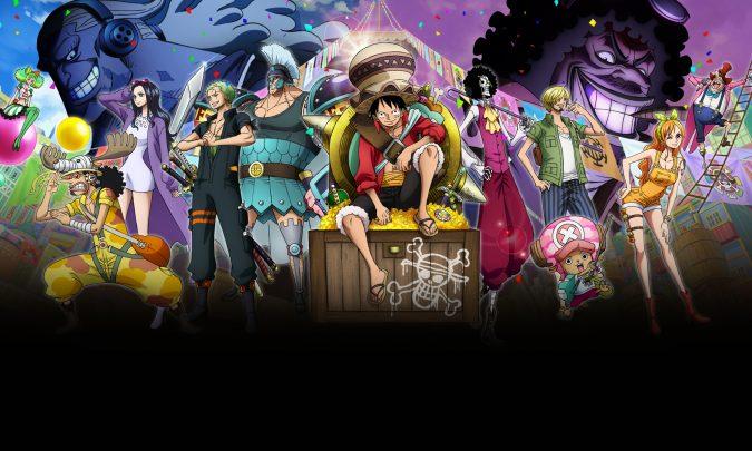 One Piece: Stampede – Il Film si mostra ne primo trailer