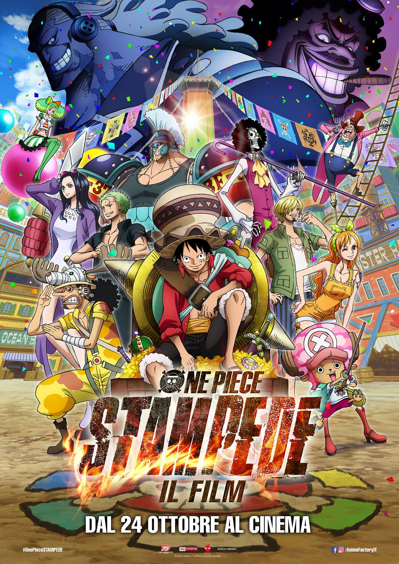 One Piece: Stampede il Film