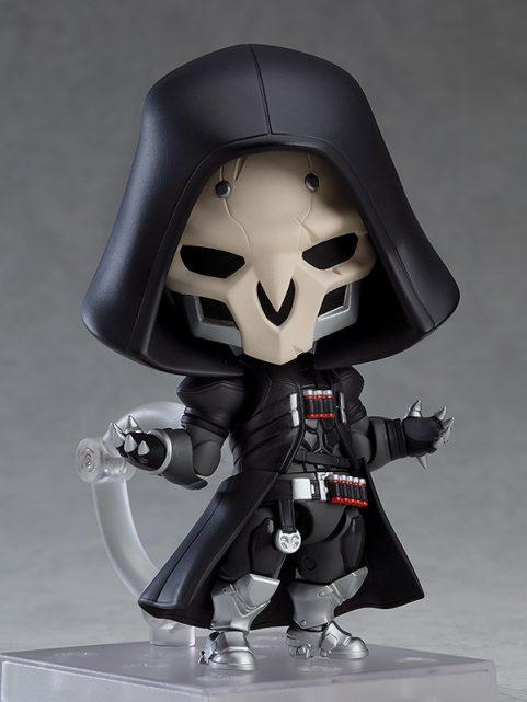 Nendoroid Reaper: Classic Skin Edition annunciato da Good Smile Company