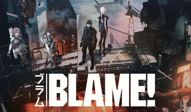 Blame! | Recensione del film su Netflix