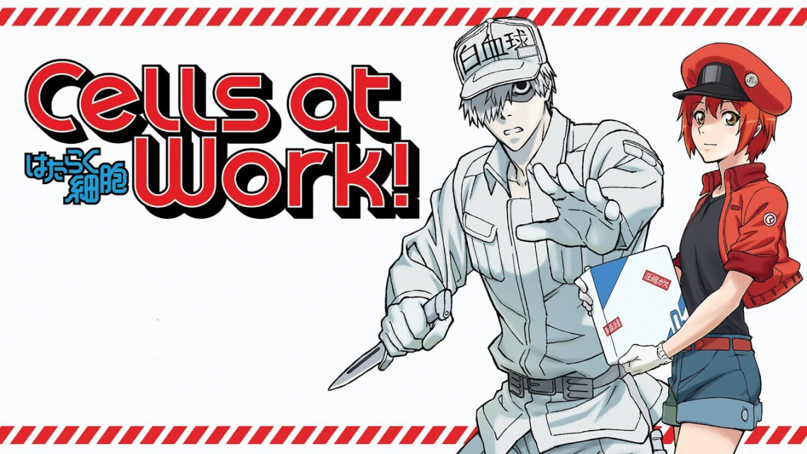 Cells at Work! Code Black debutterà in Giappone nel 2021