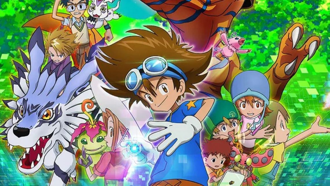 Digimon Adventure: pubblicato il trailer della serie reboot