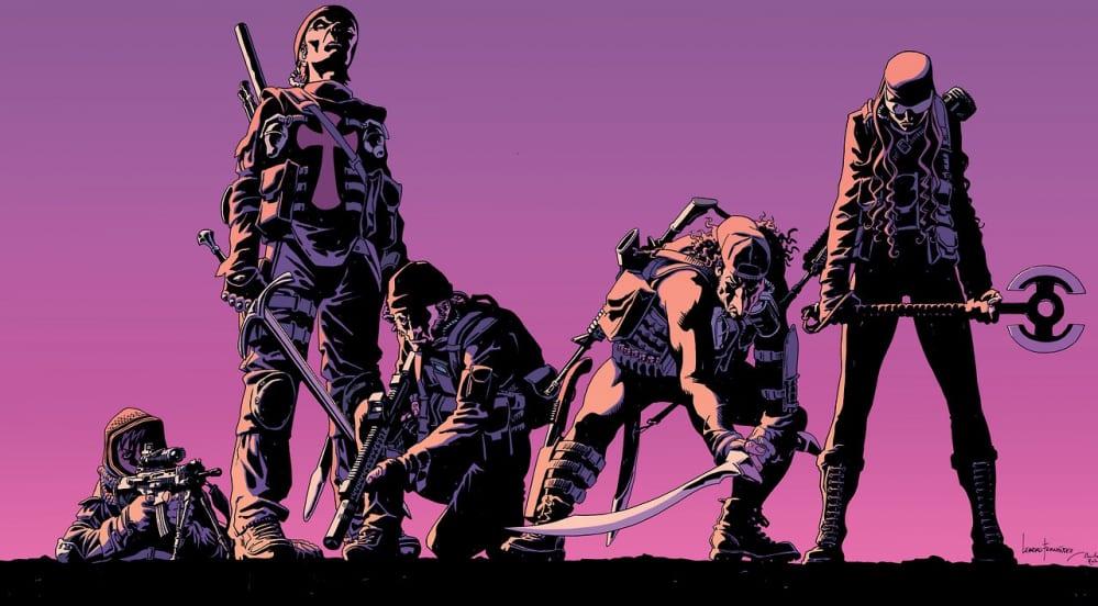 """""""The Old Guard – La vecchia guardia"""" arriva in Italia grazie a Panini Comics"""